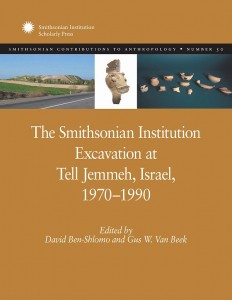 The Smithsonian Institution Excavation at Tell Jemmeh, Israel, 1970–1990