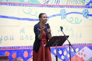 Trillia Newbell shared what the Bible has to say about God's diverse creation.